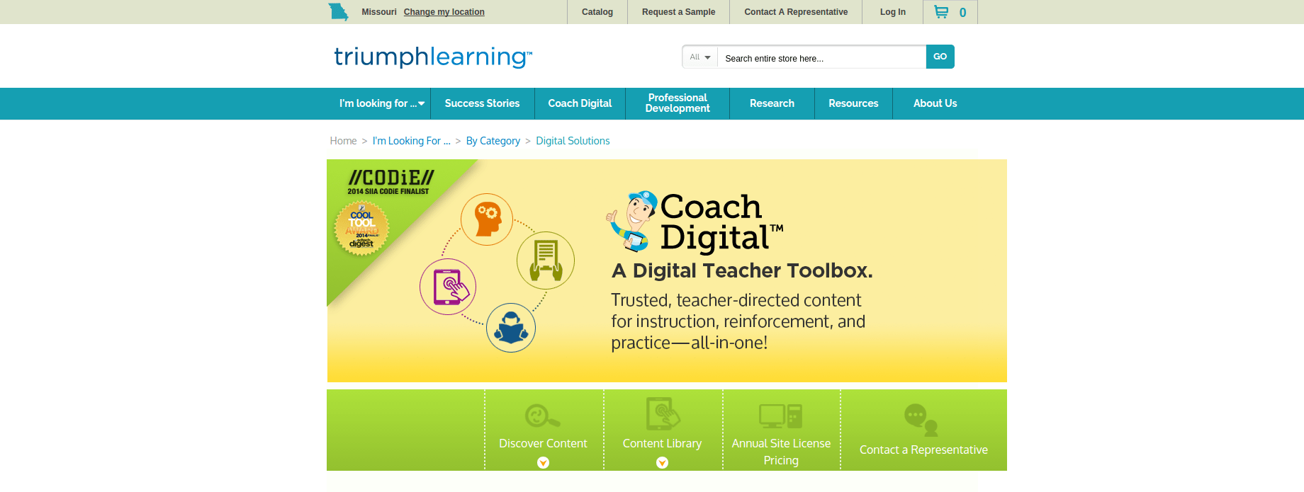 Coach Digital-–-TriumphLearning