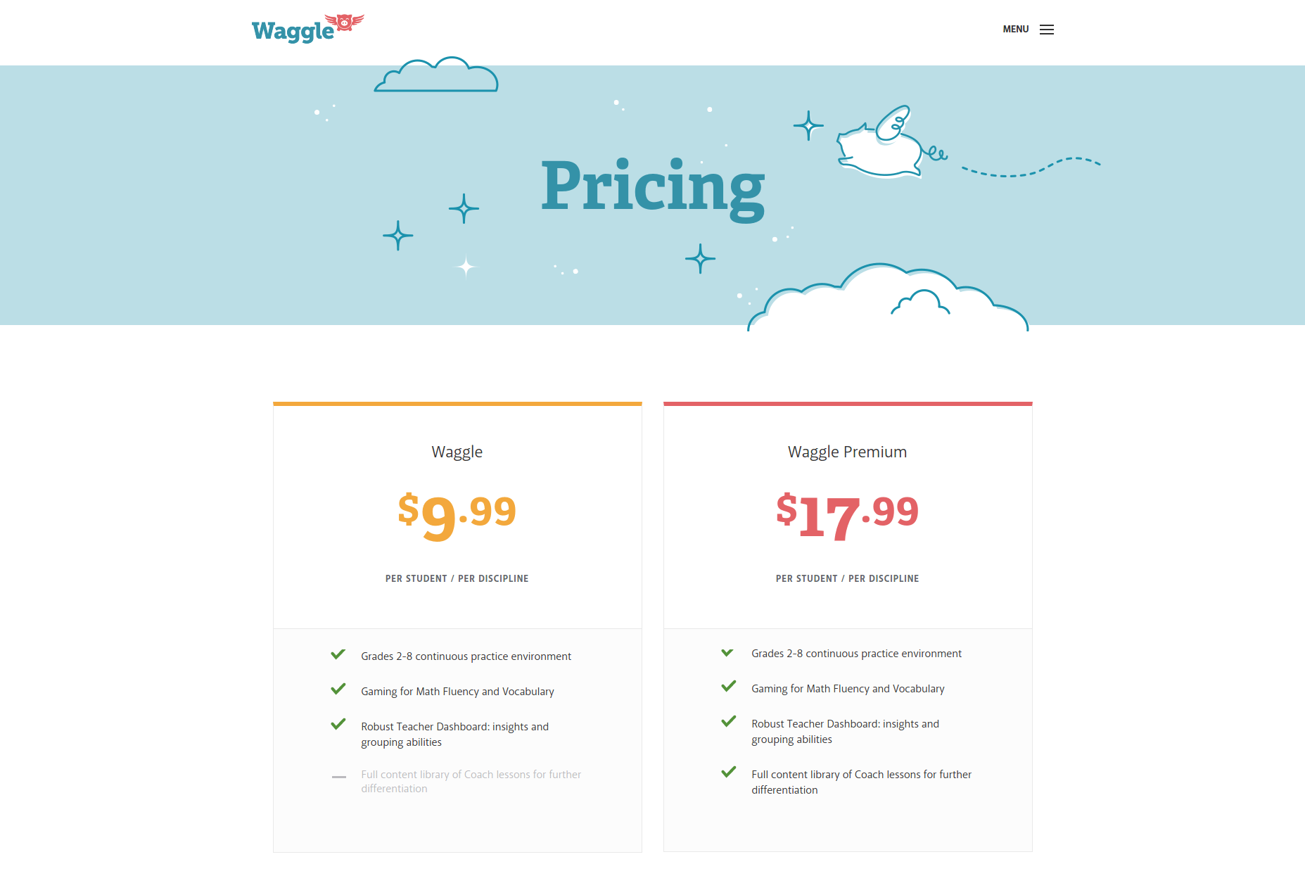 Pricing-–-Waggle Practice
